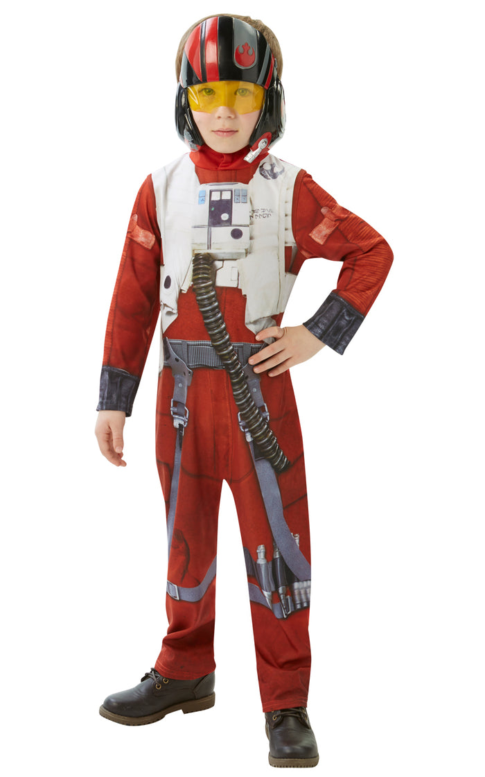 Classic Poe X-Wing Costume