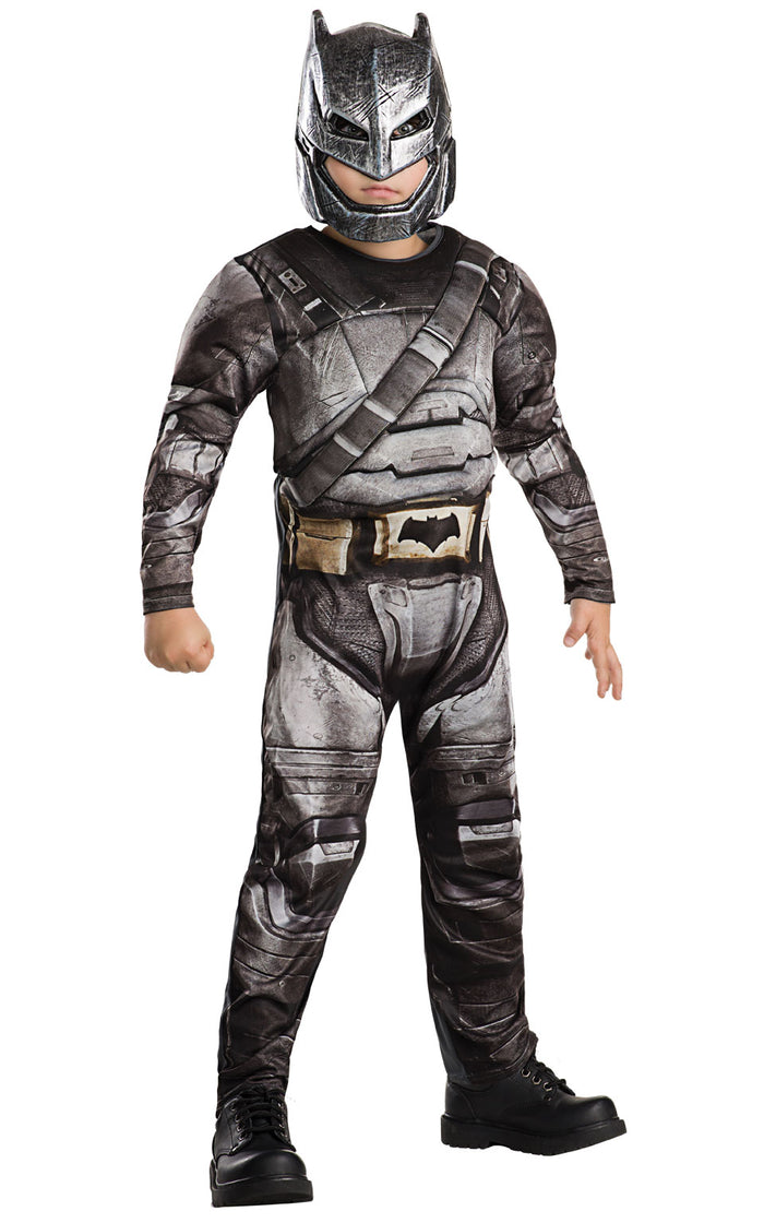Deluxe Armoured Batman Costume