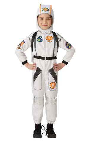 Astronaut (White and Silver) Costume