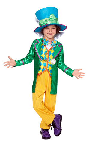 Alice In Wonderland - Mad Hatter Costume