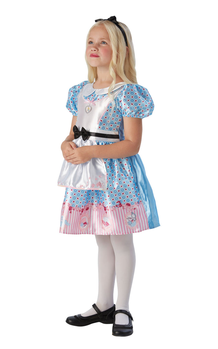 Deluxe Alice In Wonderland Costume