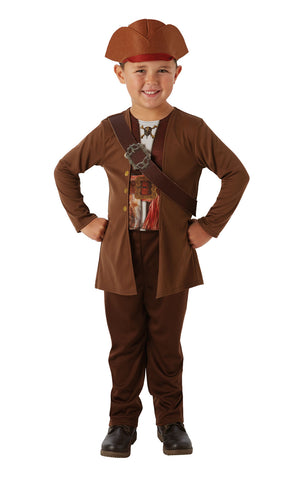 Jack Sparrow Costume - (Child)