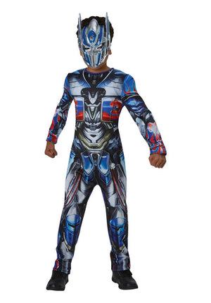 Optimus Prime Costume - (Tween)