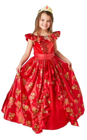 Elena of Avalor Ballgown Costume