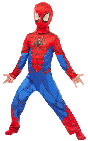 Spider-Man Jumpsuit Costume