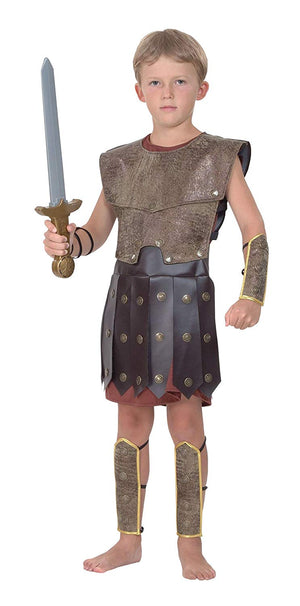 Warrior Boy Costume