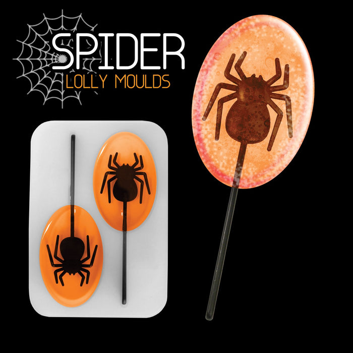 Spider Ice Lolly Tray