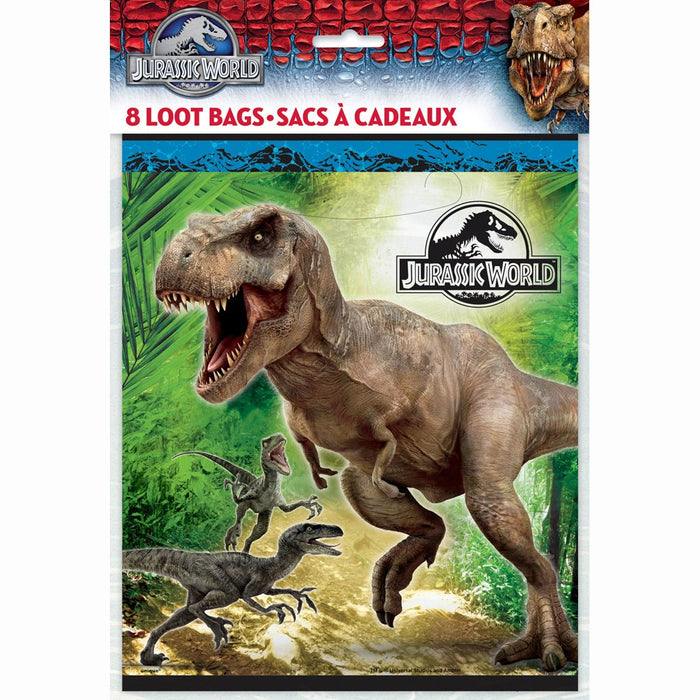Jurassic World Party Bags