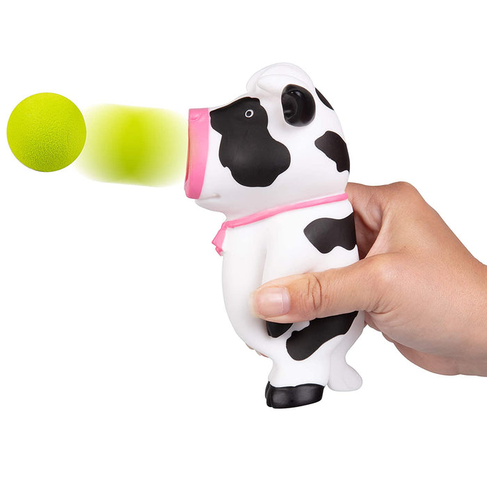 Squeeze Popper: Cow