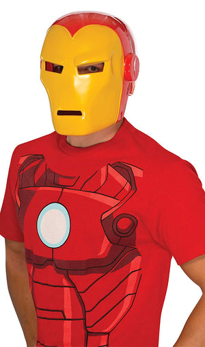 Iron Man Mask - (Adult)