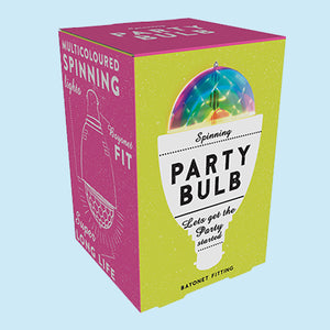 Spinning Party Bulb