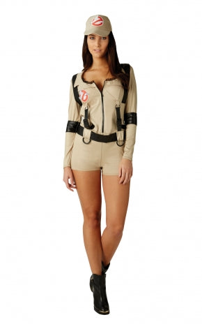 Female Ghostbuster Shorts (Adult)