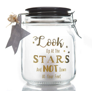 Stars In Jar: Look Up At The Stars