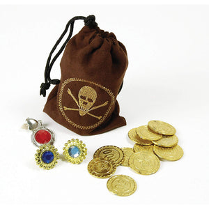 Pirate Coins And Jewellery