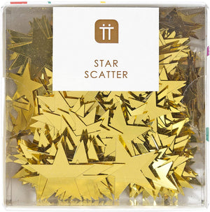 Luxe Gold Star Scatter