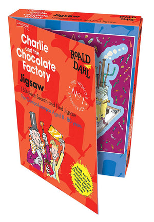 Charlie And The Chocolate Factory - 150 piece jigsaw