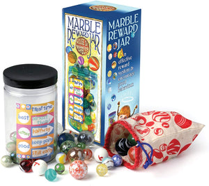 Marble Reward Jar
