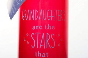 Starlight Bottle: Grandaughter