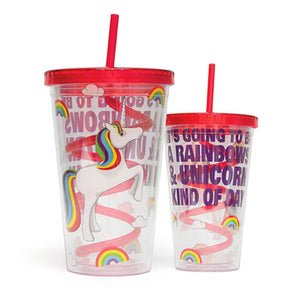 Iris The Unicorn Sipper Cup