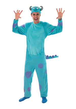 Monster University - Sulley Costume (Adult)