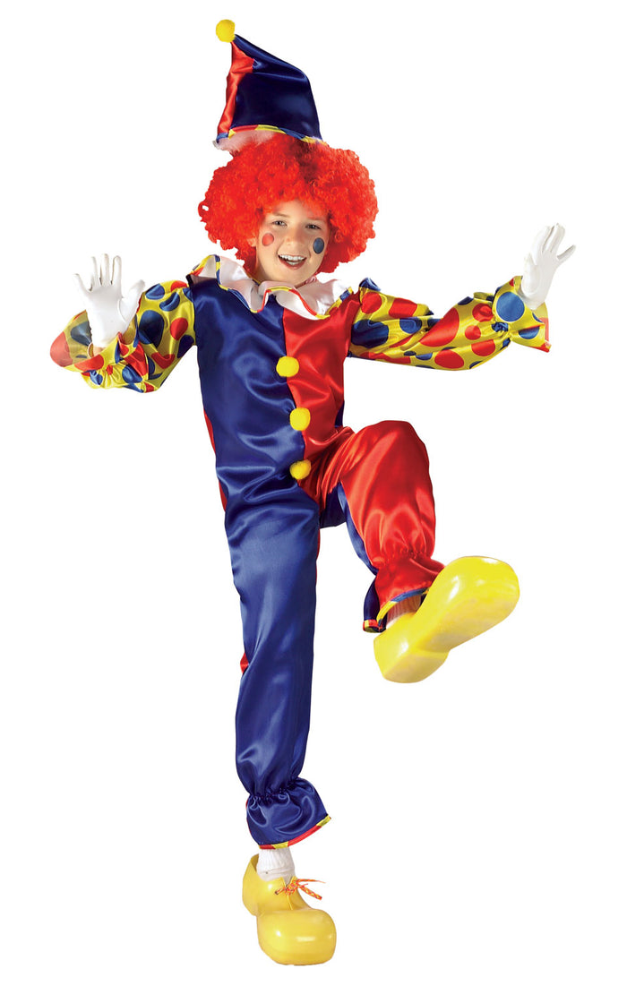 Bubbles The Clown Costume