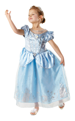 Cinderella Costume (With Tiara)