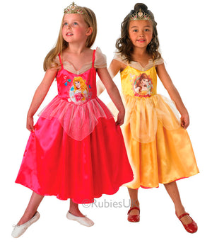 Reversible BEAU - Sleeping Beauty to Golden Belle Costume