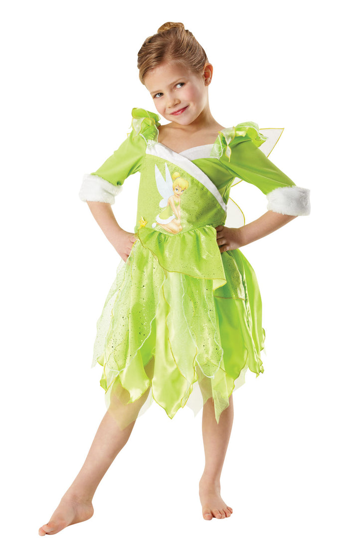 Tinkerbell Winter Wonderland Costume