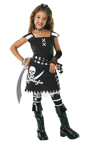 Scar-Let Pirate Costume