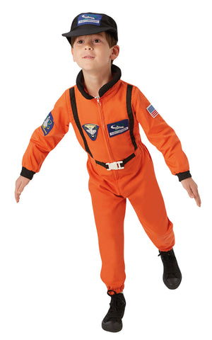 Astronaut (Orange) Costume