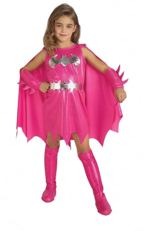 Pink Batgirl Costume (Child)