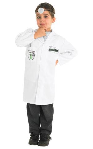 Doctors Coat -  White