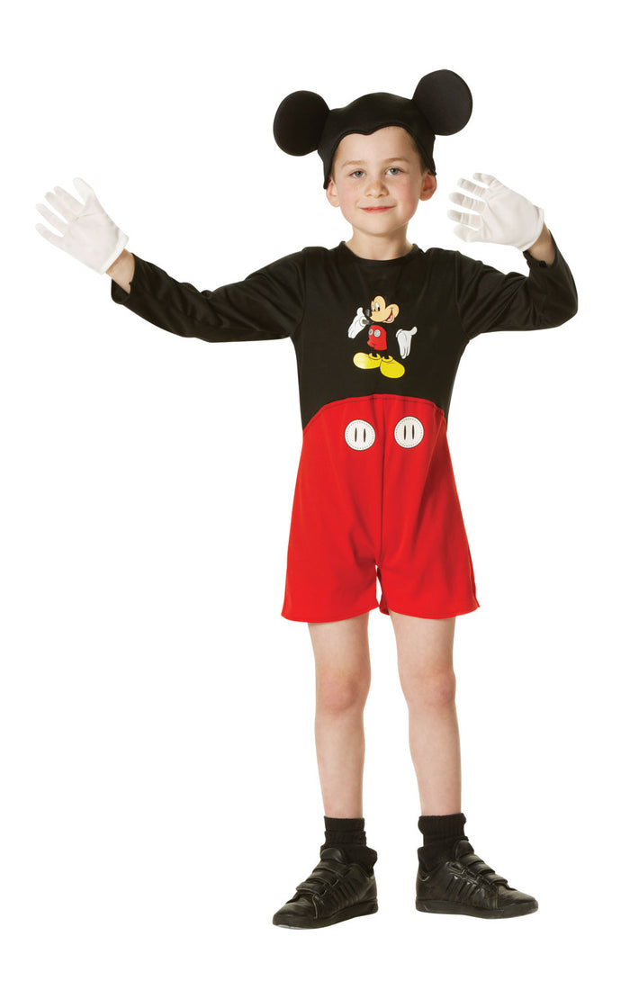 Mickey Mouse Costume - (Child)