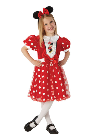 Minnie Mouse Glitz Costume - (Child)