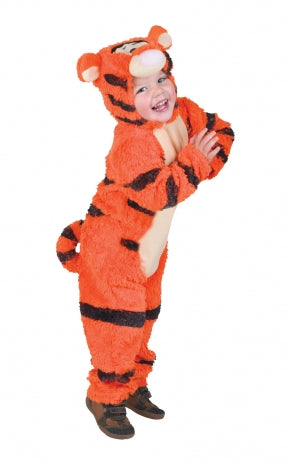 Tigger Furry Costume