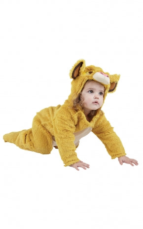 Simba Furry Costume