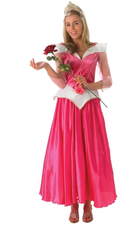 Disney Princess Aurora Costume - (Adult)