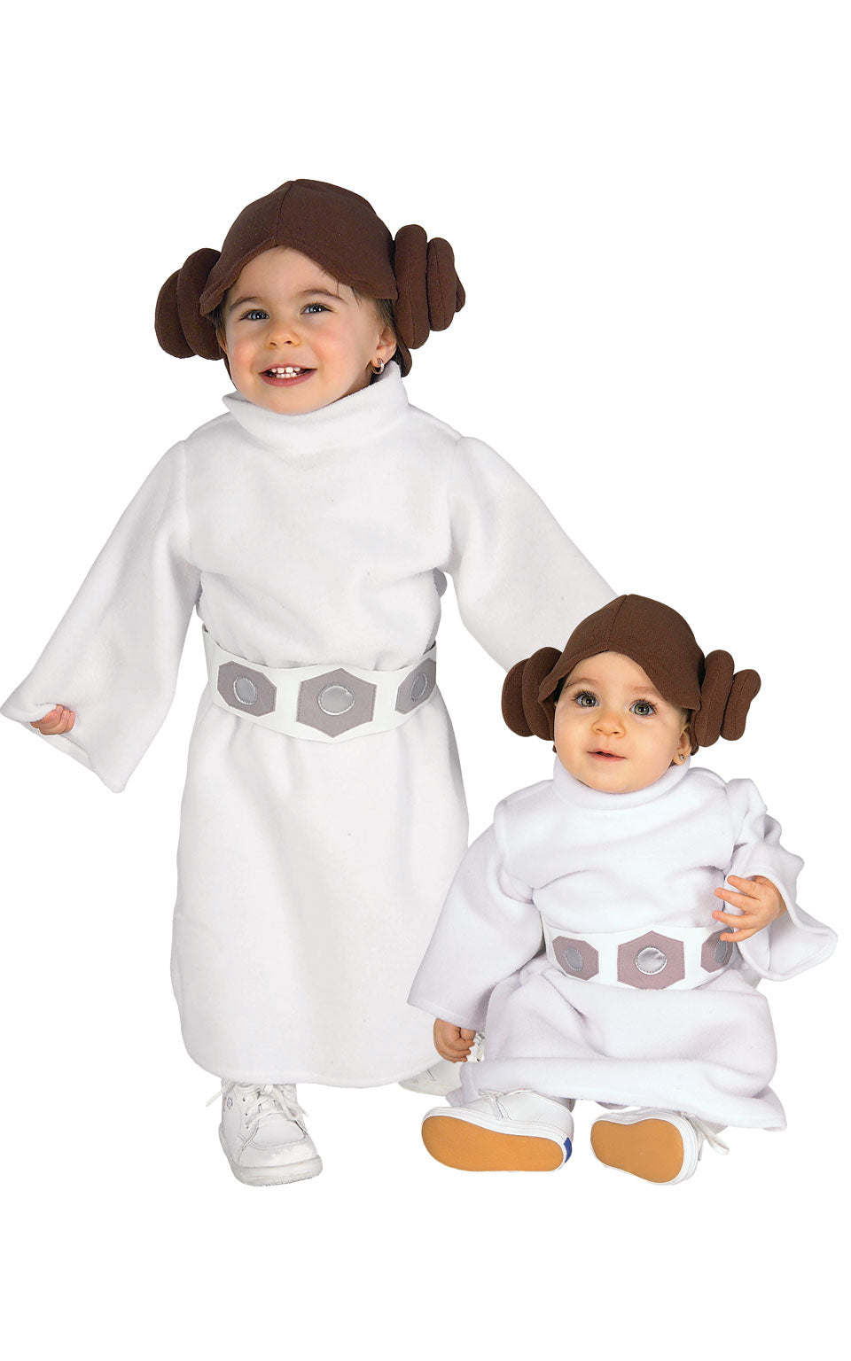 Princess Leia Costume - (Toddler)