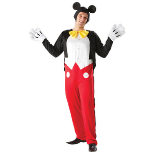 Mickey Mouse Costume - (Adult)