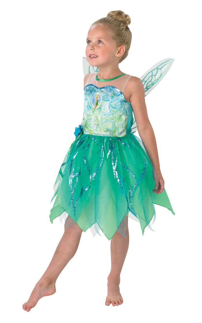Pixie Tinker Bell Peter Pan Costume