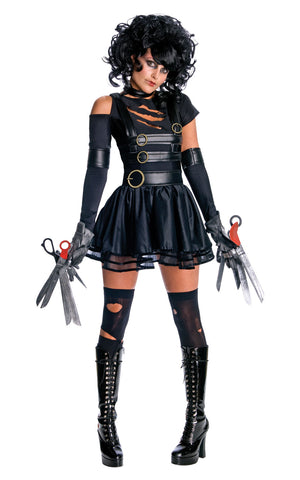 Miss Scissorhands - Secret Wishes Costume - (Adult)