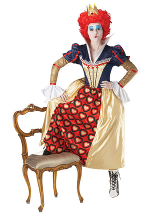 Red Queen Costume - (Adult)