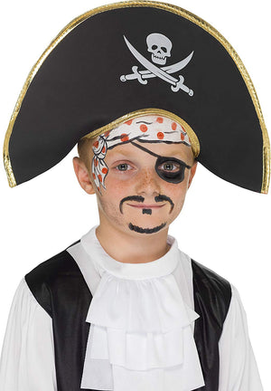 Pirate Captain's Hat - (Child)