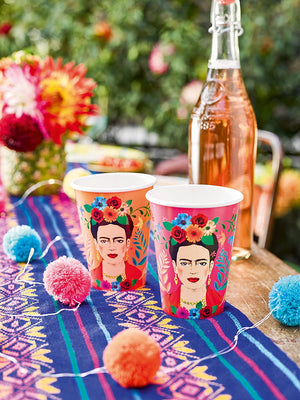 Bohemian Decor Large Party Cups