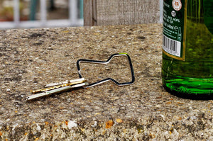 Split-Ring Bottle Opener