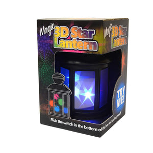 Magic 3D Star Lantern - Night Light