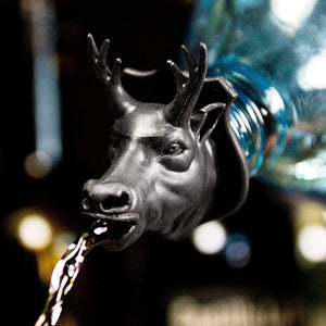 Stag/Deer Bottle Pourer