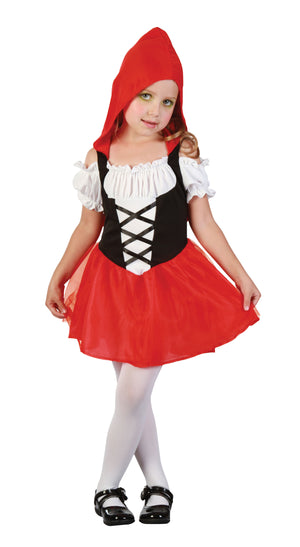 Red Hood Sweetie Costume - (Toddler)
