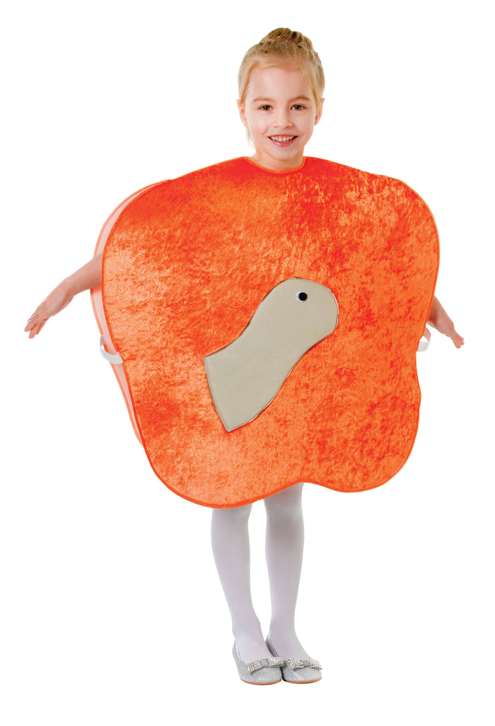 Giant Peach & Worm Costume