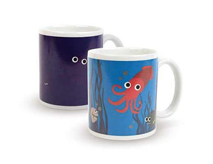 Heat Changing Morph Mug -  Under The Sea